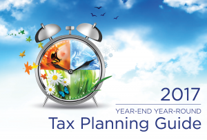 GSG 2017 Year-End Year-Round Tax Planning Guide
