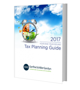 GSG 2017 Tax Planning Guide