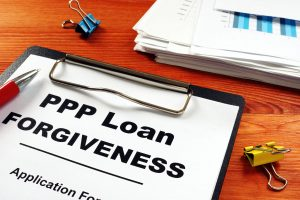 PPP Loan Forgiveness Application
