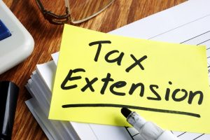 tax extension Maryland COVID
